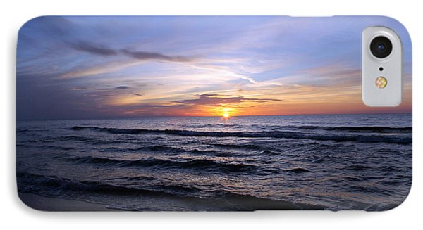 Baltic Sea Sunset IPhone Case by Steve K