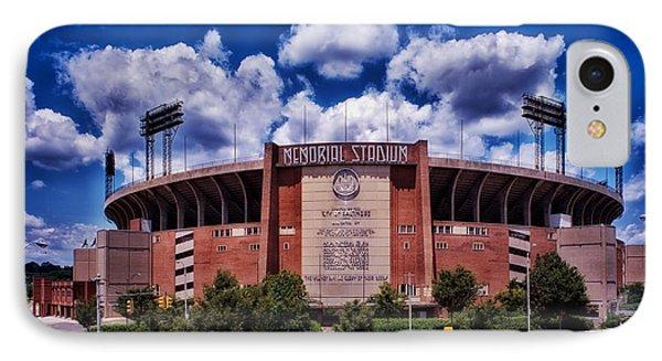 Baltimore Memorial Stadium 1960s IPhone Case