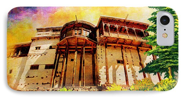 Baltit Fort Phone Case by Catf