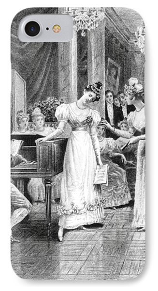 Balzac: A Woman Of Thirty Phone Case by Granger
