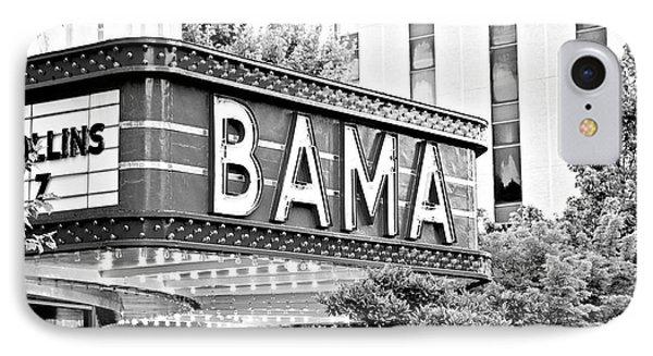 Bama Phone Case by Scott Pellegrin