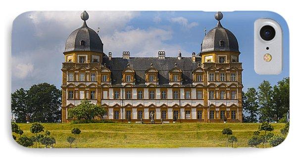 Bamberg Castle - Germany Phone Case by Gary Grayson