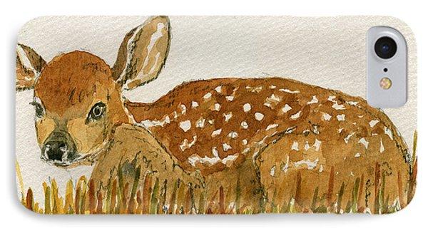 Bambi Deer IPhone Case