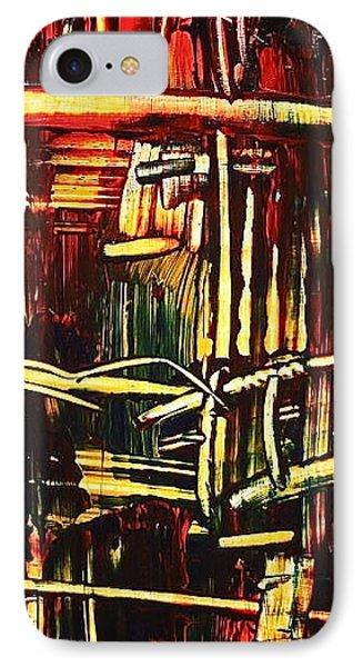 Bamboo Phone Case by Janice Nabors Raiteri