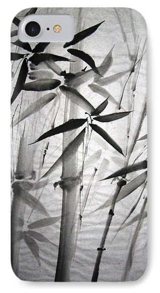 Bamboo Phone Case by Mary Spyridon Thompson