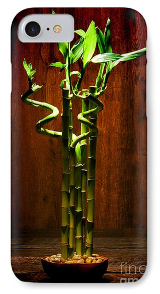Bambooesque  IPhone Case by Olivier Le Queinec