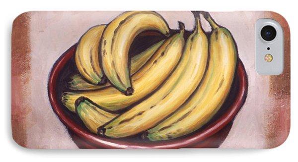 Bananas Phone Case by Linda Mears