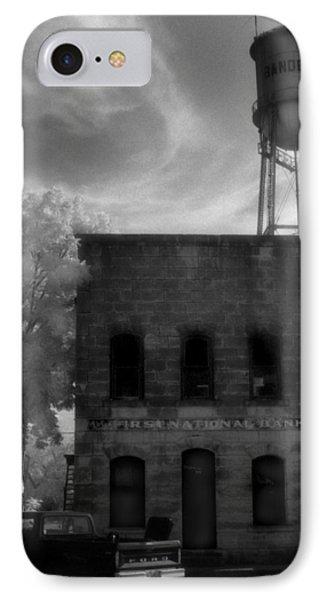 Bandera Texas 1983 Phone Case by Greg Kopriva