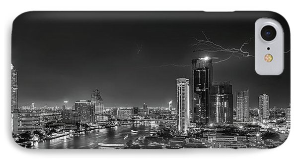 Bangkok Lightning IPhone Case