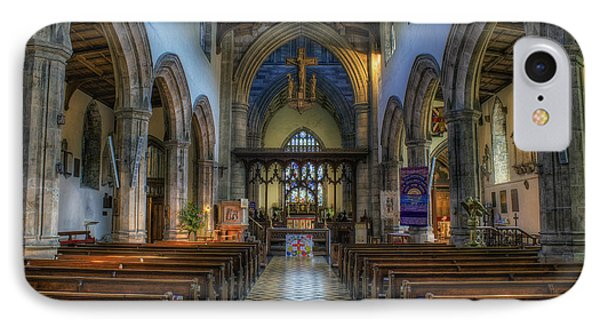 Bangor Cathedral V2 Phone Case by Ian Mitchell