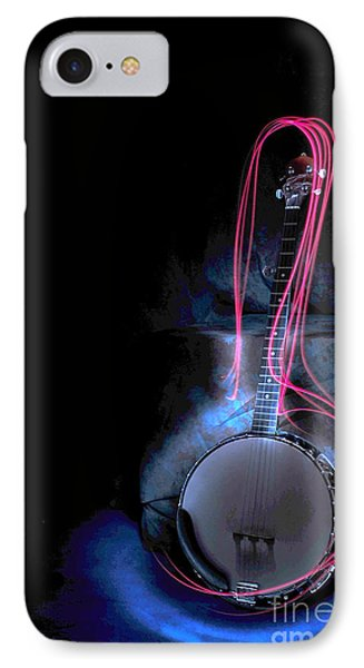 IPhone Case featuring the photograph Banjo by Randi Grace Nilsberg