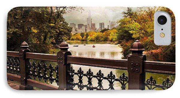 Oak Bridge IPhone Case by Jessica Jenney