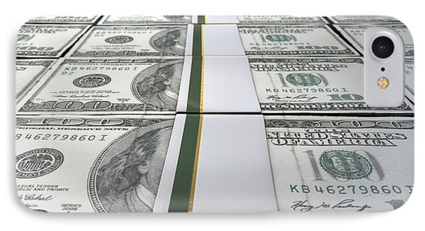 Banknote Pile Reserve IPhone Case
