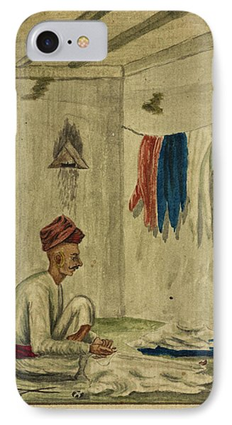 Banyan Taylor IPhone Case by British Library