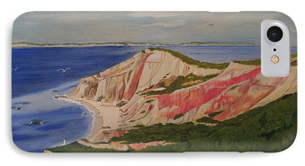 IPhone Case featuring the painting Bar Harbor by Hilda and Jose Garrancho