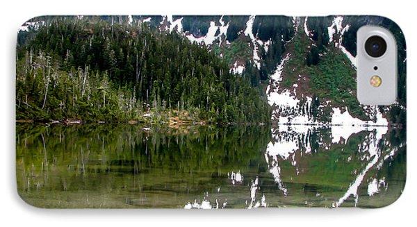 Baranof Lake Phone Case by Robert Bales