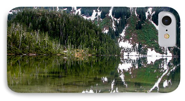 Baranof Lake IPhone Case