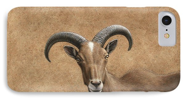 Barbary Ram IPhone Case