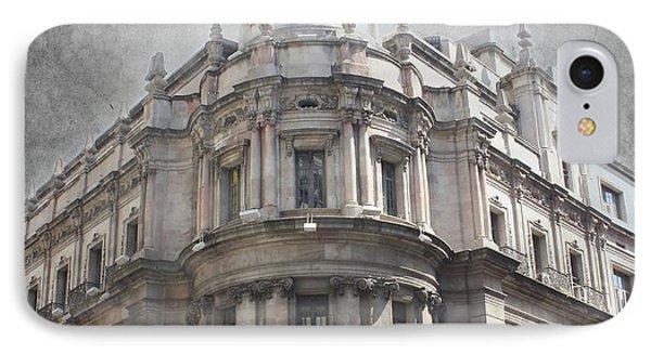 Barcelona Architecture Phone Case by Sophie Vigneault