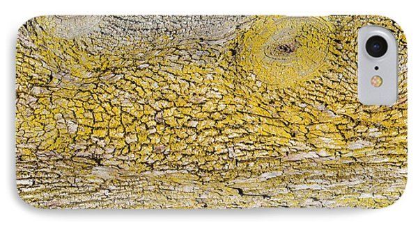 Bark Art IPhone Case by Sonali Gangane