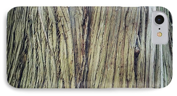 Bark Phone Case by Les Cunliffe