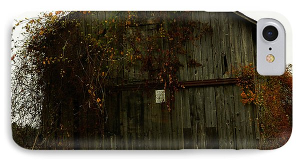 Barn IPhone Case by Andrea Anderegg