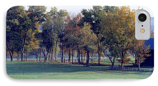 Barn Baltimore County Md Usa IPhone Case by Panoramic Images