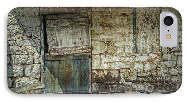 Barn Door Phone Case by Joan Carroll