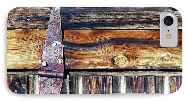 Barn Door Phone Case by Wayne Sherriff
