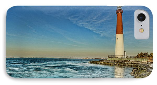 Barnegat Lighthouse - Lbi IPhone Case by Lee Dos Santos