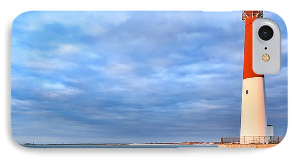 Barnegat Lighthouse IPhone Case by Olivier Le Queinec