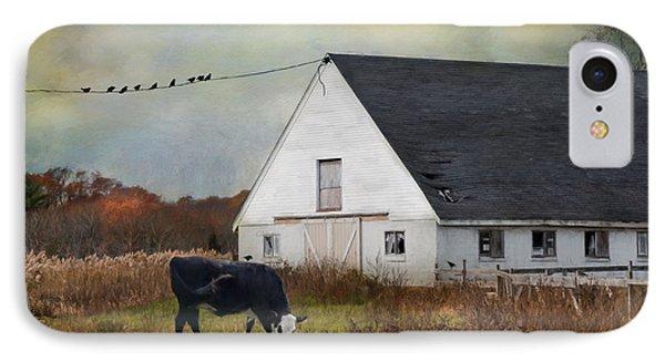 Barnyard Bliss IPhone Case by Robin-Lee Vieira