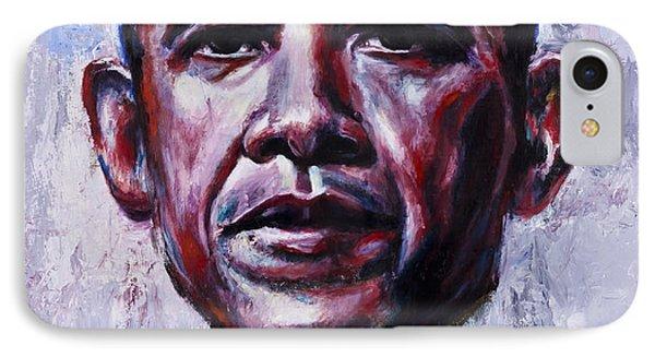 Barock Obama IPhone Case
