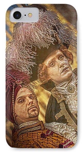 Baroque Gents  IPhone Case