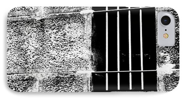 Barred Phone Case by Kaleidoscopik Photography