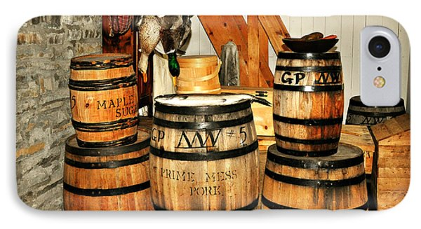 Barrels  Phone Case by Marty Koch
