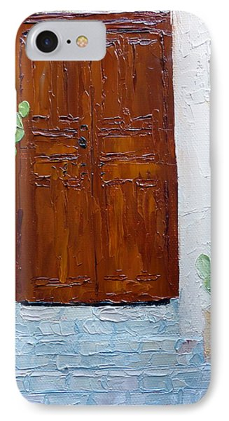 Barrio Doorway IPhone Case