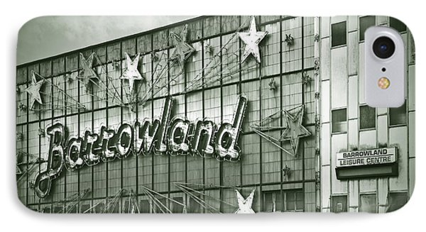 Barrowland Glasgow IPhone Case