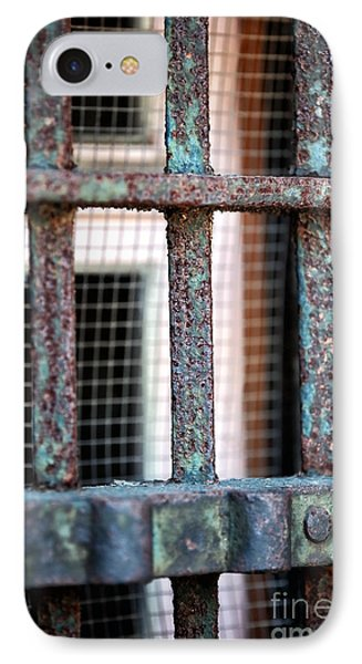 Bars Phone Case by John Rizzuto