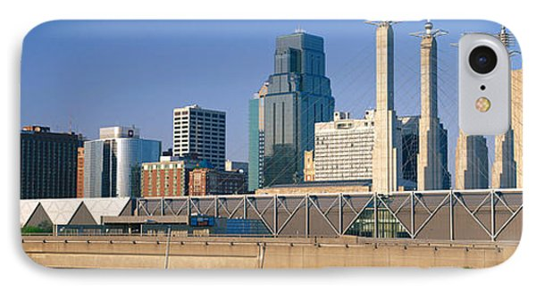 Bartle Hall Kansas City Mo IPhone Case by Panoramic Images