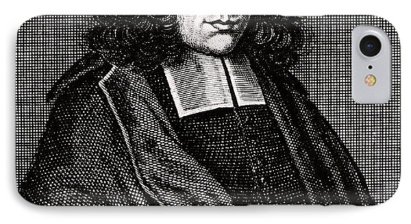 Baruch Spinoza IPhone Case by Universal History Archive/uig