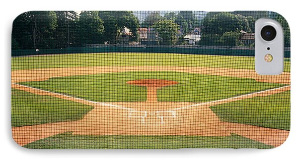 Baseball Diamond Looked IPhone Case