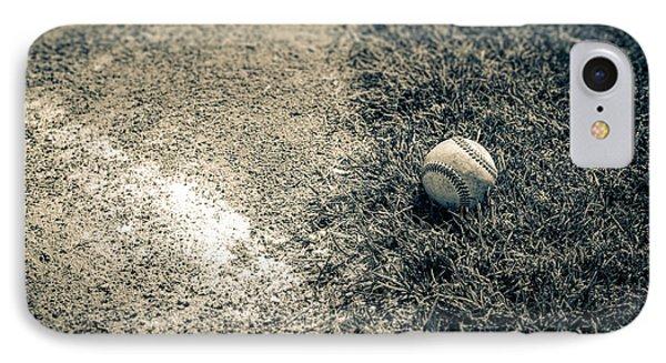 Baseball Field 1 IPhone Case by YoPedro