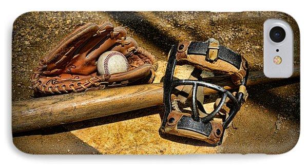 Baseball Play Ball IPhone Case