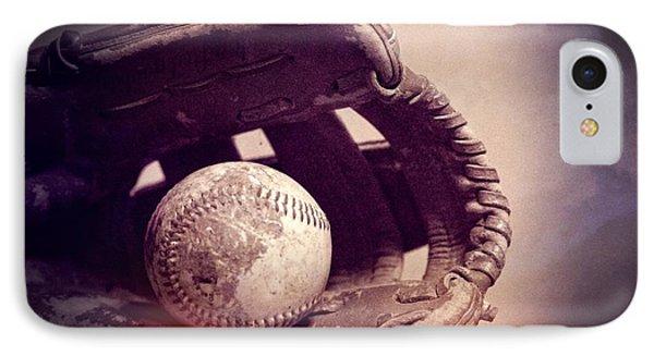 Baseball Season IPhone Case