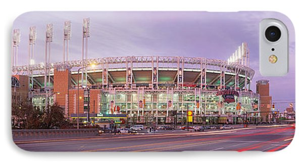 Baseball Stadium At The Roadside IPhone Case