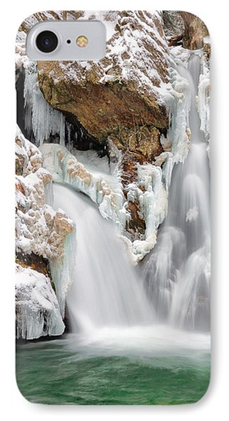 Bash Bish Falls Phone Case by Bill Wakeley