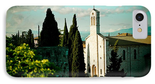Basilica In Assisi  Phone Case by Raimond Klavins