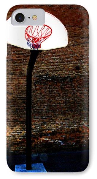 Basketball Phone Case by Lane Erickson