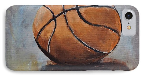Basketball  Phone Case by Shannon Lee